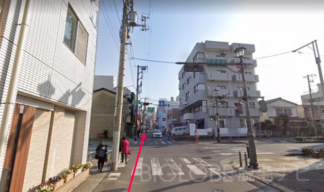 ミュゼ 小田原 行き方