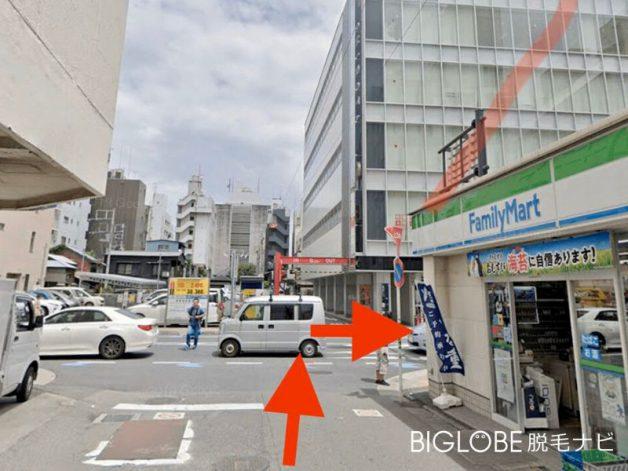 銀座カラー大宮店アクセス5