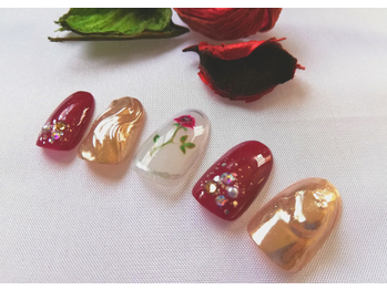 Nail design collection◆Hand