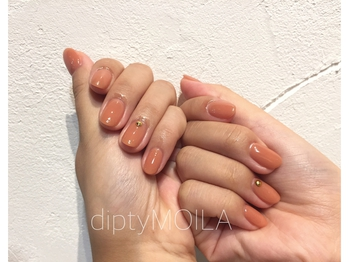 【nail】2016AW color 初5500円