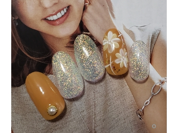 naildesign sample☆ハンド