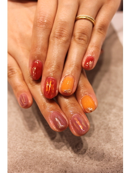 NuanceフィルムNail