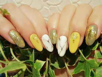 MARBLE Nail Collection