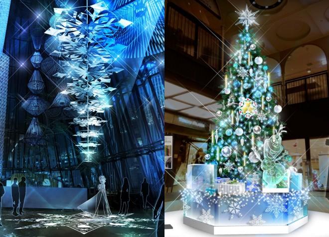 【東京】東急プラザ銀座★アナと雪の女王