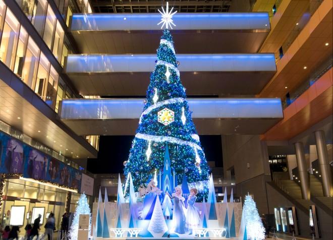 【東京】二子玉川ライズ★アナと雪の女王/家族の思い出
