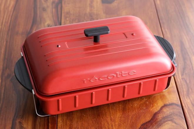 recolte ホームバーベキュー RBQ-1/レコルト ホットプレート