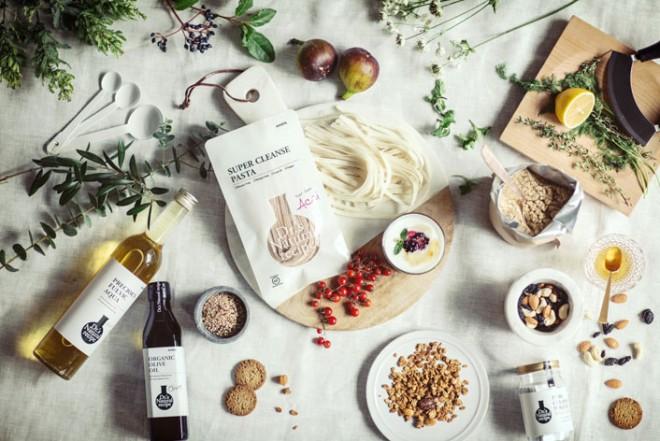 免疫力をアップする「クレンズフード」 Dr.'s Natural recipe『スーパークレンズパスタ』(税込450円)