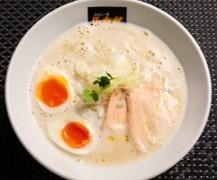 『鶏白湯ラーメン』(麺戦記ツカサ)