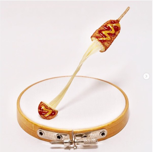 【チーズハットグ】平成最後に手掛けた作品。制作&写真/ipnot