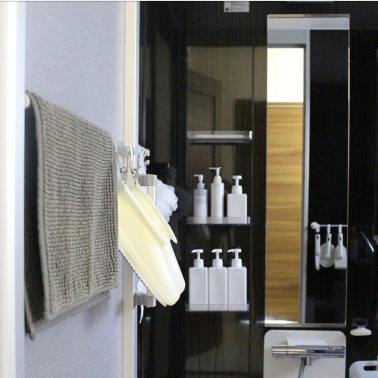無印良品]お風呂掃除で大活躍なアイテムとは?