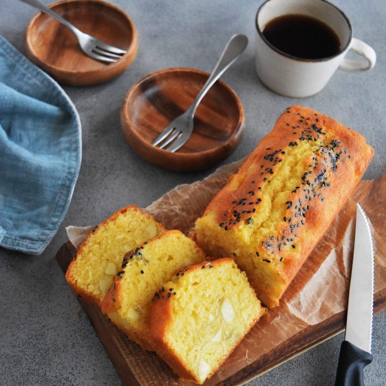 さつまいも ケーキ レシピ