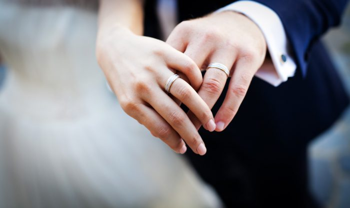 婚約指輪なしの結婚指輪の相場