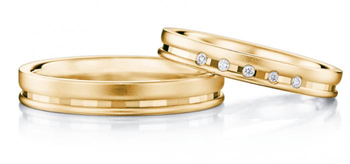 結婚指輪の素材のロゴ8