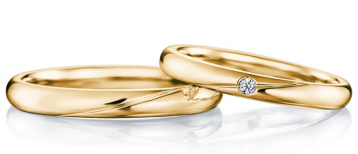 結婚指輪の素材のロゴ3