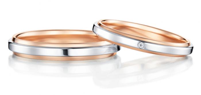 結婚指輪の素材のロゴ10