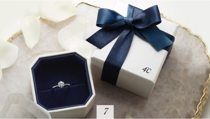 【評判・口コミは?!】4°c(ヨンドシー)の結婚&婚約指輪の全てを解説!