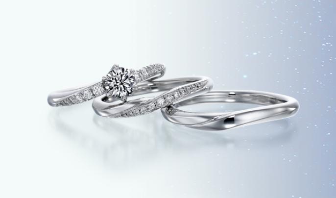結婚指輪のおしゃれデザインランキング!人気ブランド10社から厳選