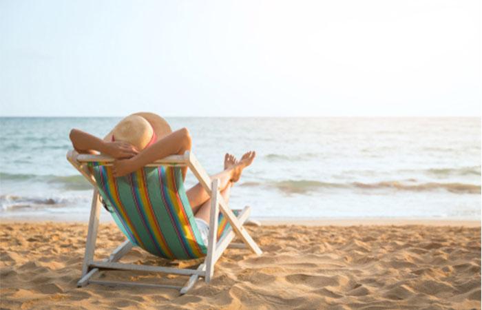 ストレスや疲労の解消(アポクリン腺の活性化を防ぐ!)