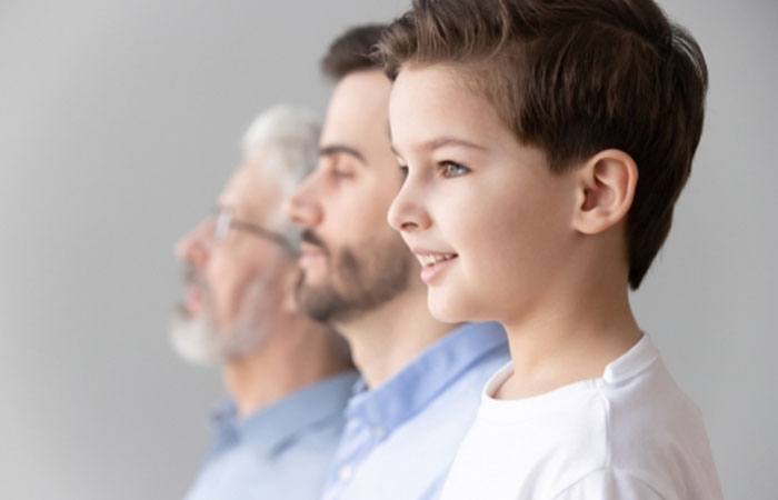 子供がわきがになってしまう主な原因は「遺伝」!
