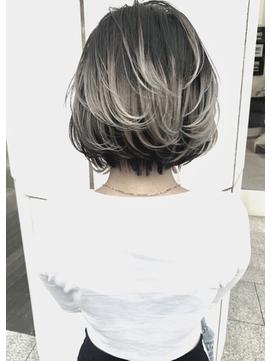 21年夏 どれが好み ショート グラデーションボブのヘアスタイル 髪型 ヘアアレンジ一覧 Biglobe Beauty