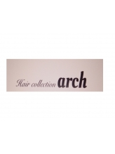アーチ(Hair collection arch)