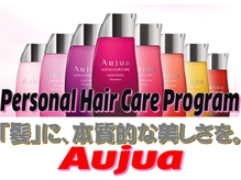 System Hair Care Program Aujua 最高級トリートメント