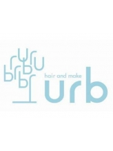 アーブ(hair and make urb)