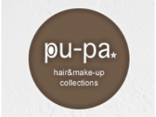 ピューパ pu-pa hair & make-up collections