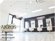 WELCOME TO AKROS【#熊本 #下通り #メンズ】