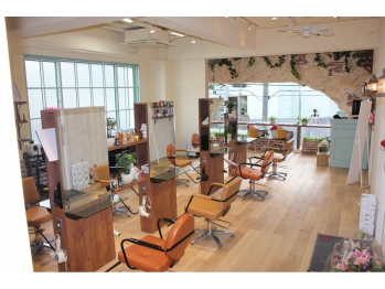 セピアージュ ドゥー(hair beauty clinic salon Sepiage deux)