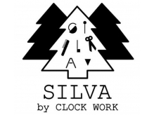シルバ(SILVA by CLOCK WORK)